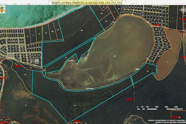 200 Acre Beachfront Parcel