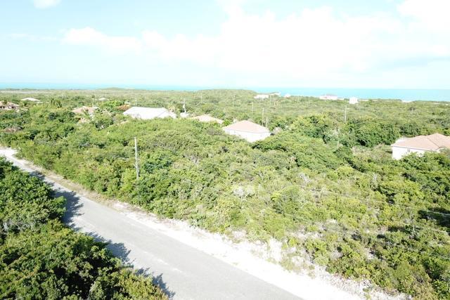 Half Acre Ocean View Lot