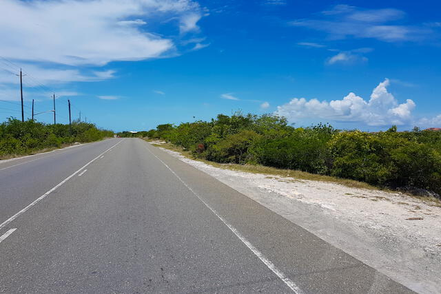 Leeward Highway and Grace Bay Hills